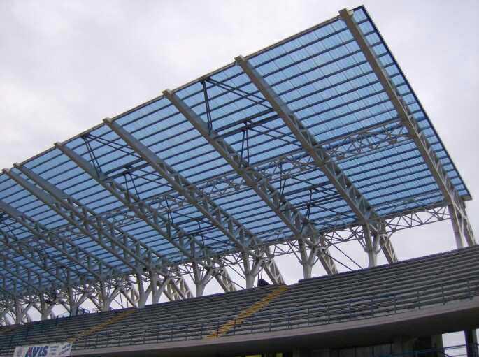 Yi County Stadium Pavilion